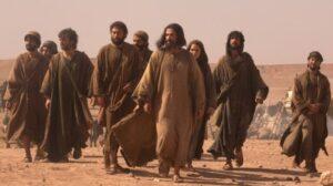 humildade dos discipulos