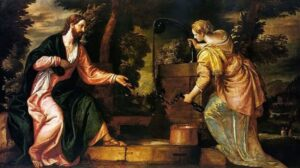 mulher samaritana