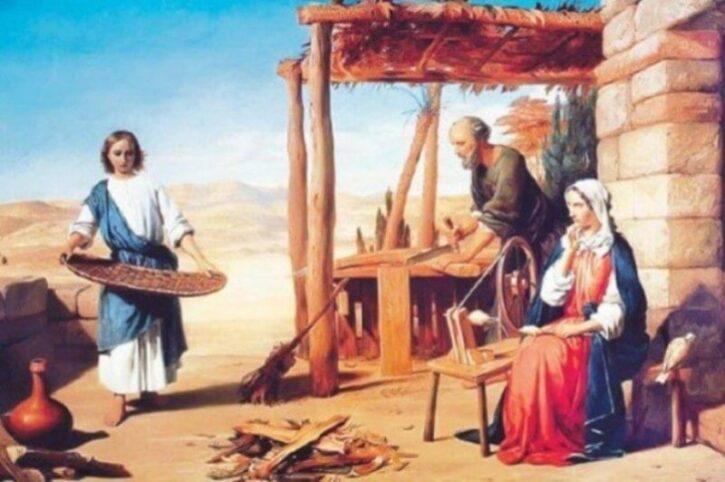 vida oculta de jesus