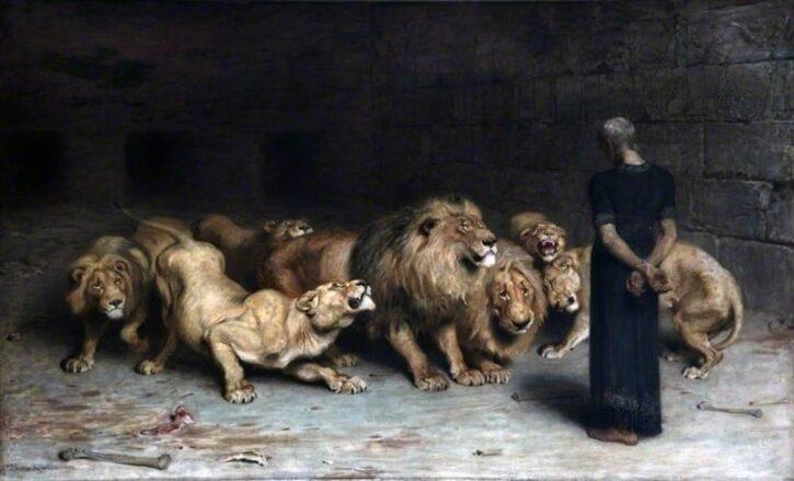 na cova dos leões