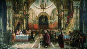 O Banquete de Belsazar
