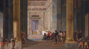 a destruição do templo de salomão