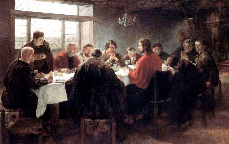 A Mesa da Comunhão