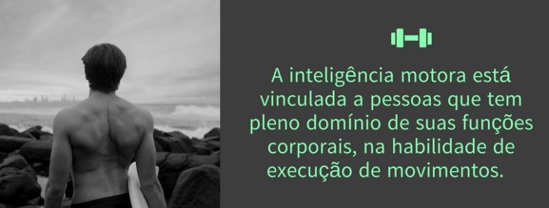 inteligencia motora